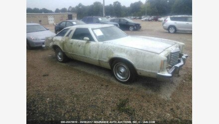 1977 Ford Thunderbird for sale 101016113