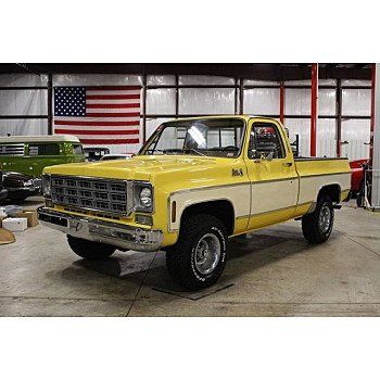 1977 GMC C/K 1500 for sale 101082873