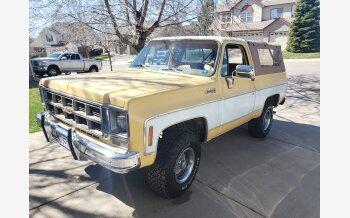 1977 GMC Jimmy 4WD 2-Door for sale 101121884
