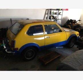 1977 Honda Civic for sale 100862694