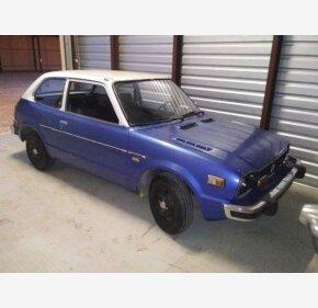 1977 Honda Civic for sale 101115251