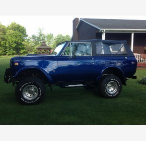 1977 International Harvester Scout for sale 101112722
