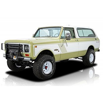1977 International Harvester Scout for sale 101117557