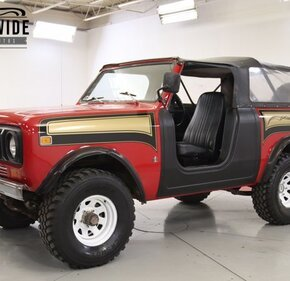 1977 International Harvester Scout for sale 101353607