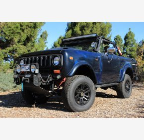 1977 International Harvester Scout for sale 101359233