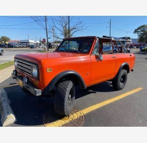 1977 International Harvester Scout for sale 101423326