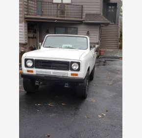 1977 International Harvester Scout for sale 101445389
