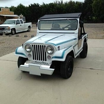 1977 Jeep CJ-5 for sale 100832233
