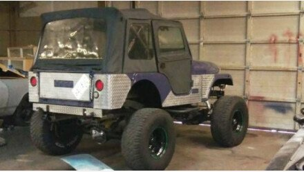 1977 Jeep CJ-5 for sale 100837580