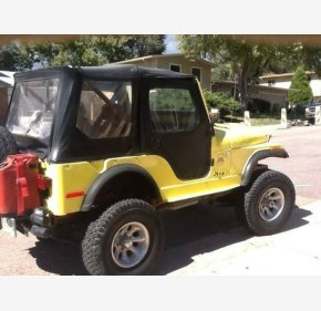 1977 Jeep CJ-5 for sale 100845565