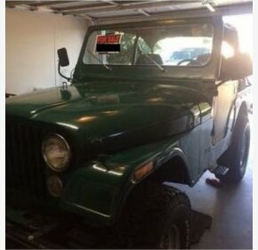 1977 Jeep CJ-5 for sale 100916954