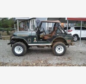 1977 Jeep CJ-5 for sale 101065002