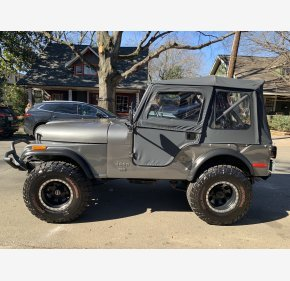 1977 Jeep CJ-5 for sale 101087623