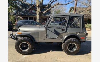 1977 Jeep CJ-5 for sale 101087623