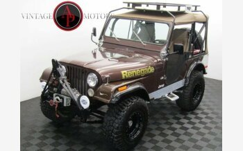 1977 Jeep CJ-5 for sale 101199456