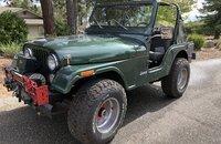 1977 Jeep CJ-5 for sale 101221787