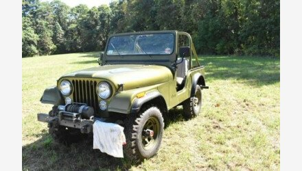 1977 Jeep CJ-5 for sale 101225267