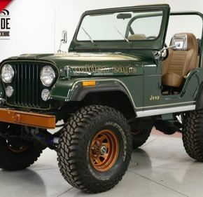 1977 Jeep CJ-5 for sale 101263029