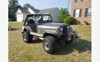 1977 Jeep CJ-5 for sale 101327691