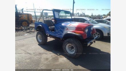 1977 Jeep CJ-5 for sale 101347181
