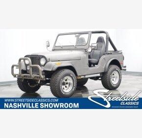 1977 Jeep CJ-5 for sale 101355619
