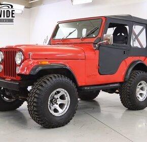 1977 Jeep CJ-5 for sale 101404223