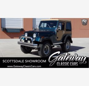 1977 Jeep CJ-5 for sale 101420834