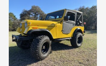 1977 Jeep CJ-5 for sale 101471084