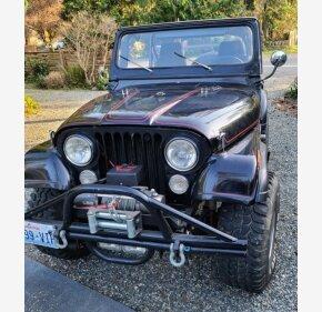 1977 Jeep CJ-5 for sale 101316347