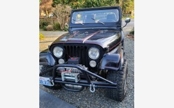 1977 Jeep CJ-5 for sale 101316347
