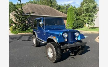 1977 Jeep CJ-7 for sale 101205022