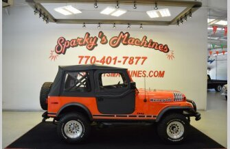 1977 Jeep CJ-7 for sale 101343739
