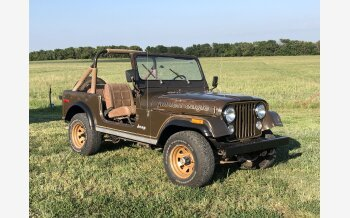 1977 Jeep CJ-7 for sale 101361951