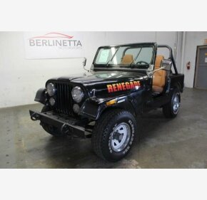 1977 Jeep CJ-7 for sale 101044674