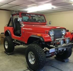 1977 Jeep CJ-7 for sale 101211435