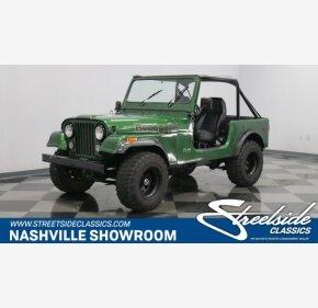 1977 Jeep CJ-7 for sale 101305896