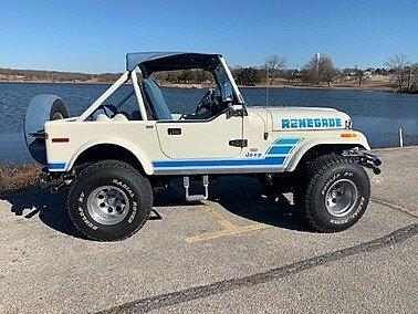 1977 Jeep CJ-7 for sale 101329073