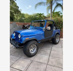 1977 Jeep CJ-7 for sale 101343546