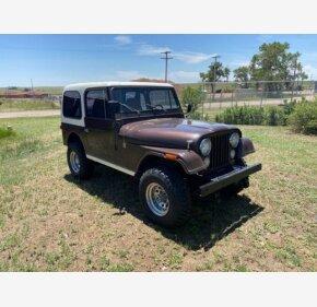 1977 Jeep CJ-7 for sale 101345828