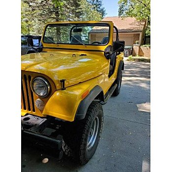 1977 Jeep CJ-7 for sale 101386392