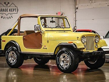 1977 Jeep CJ-7 for sale 101415323