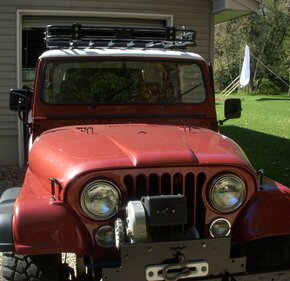 1977 Jeep CJ-7 for sale 101045220