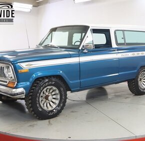 1977 Jeep Cherokee for sale 101440182
