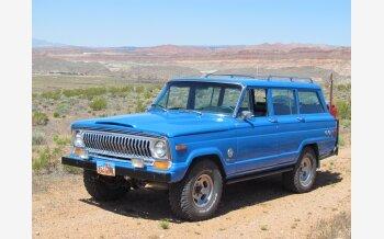 1977 Jeep Cherokee 4WD 4-Door for sale 101522560