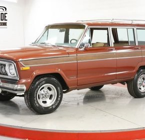 1977 Jeep Wagoneer for sale 101332192