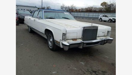 1977 Lincoln Continental for sale 101065695