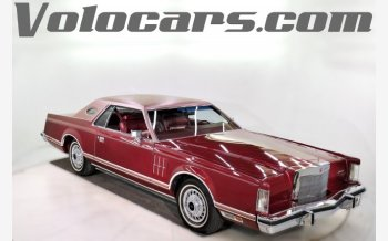 1977 Lincoln Continental for sale 101085746