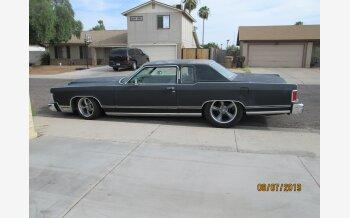 1977 Lincoln Continental Signature for sale 101202129