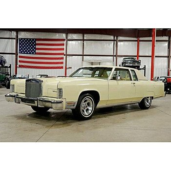 1977 Lincoln Continental for sale 101249011