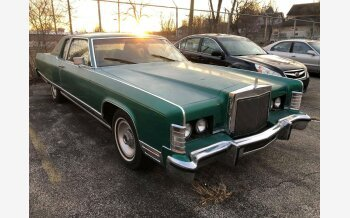 1977 Lincoln Continental for sale 101278311